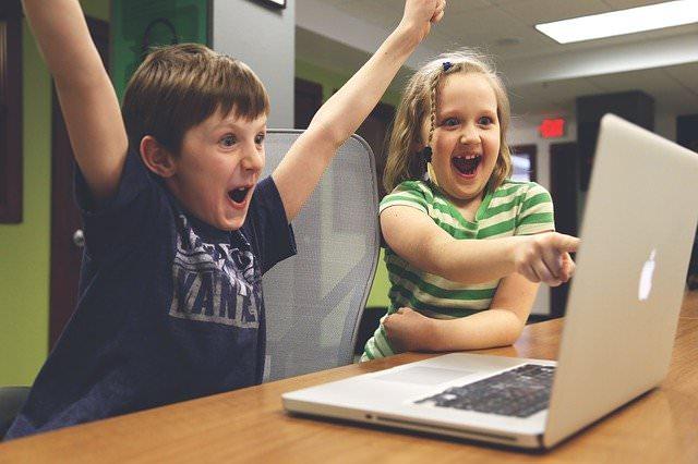 shun's article picture - children & pc