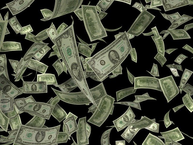 shun's article picture - money splash