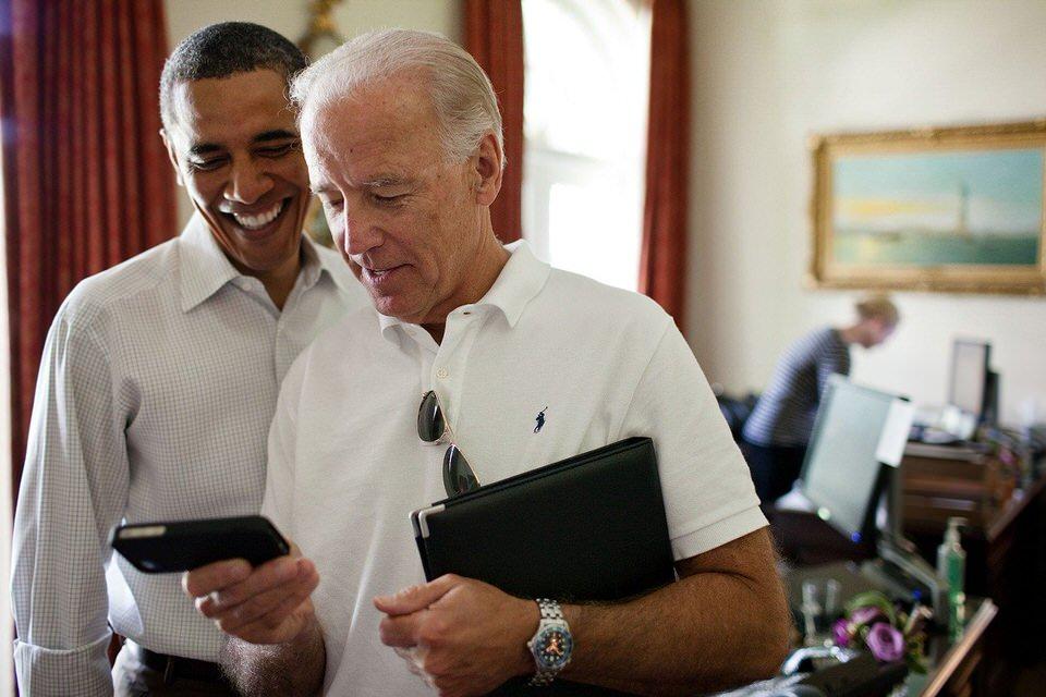 shun's article picture - obama & baiden