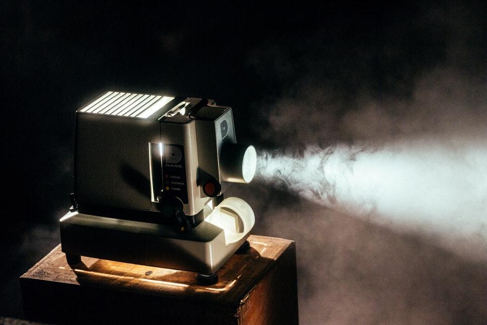 shun's article picture - movie camera