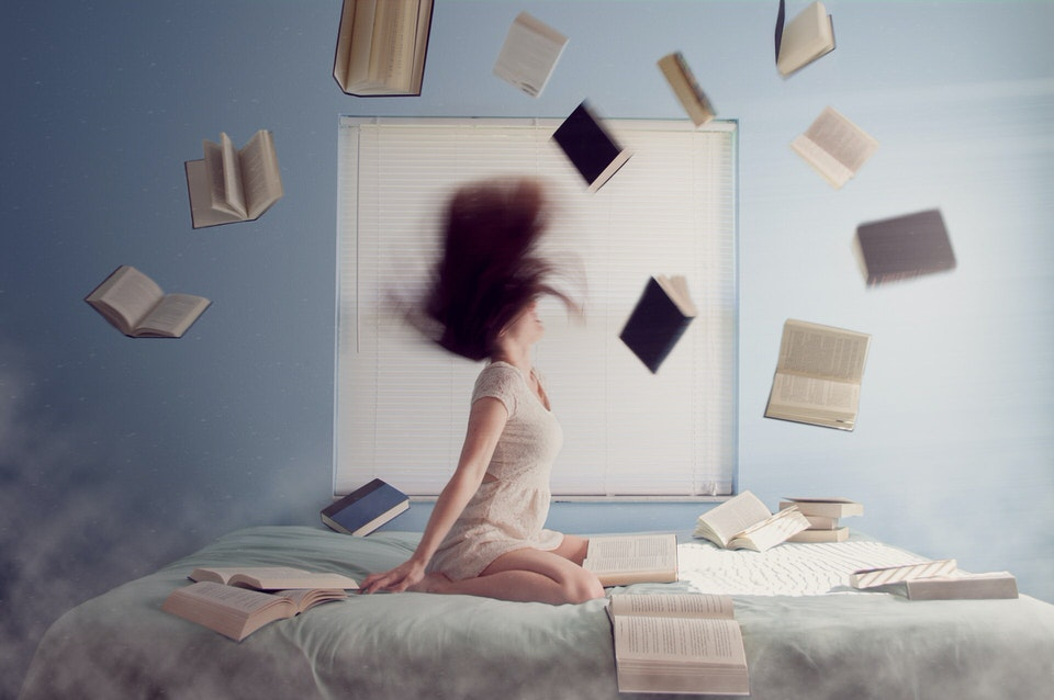 shun's article picture - book burst