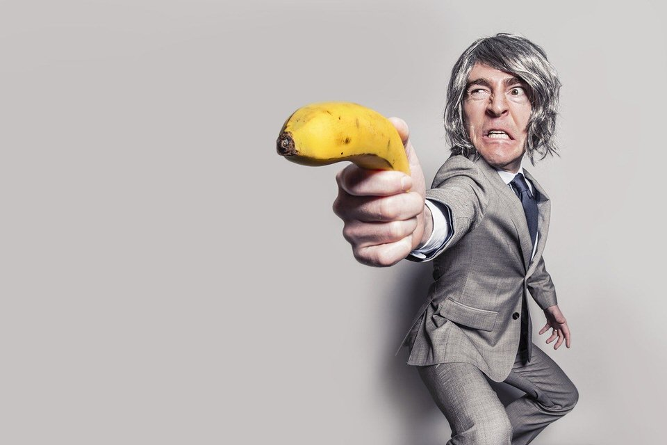 shun's article picture - banana & man