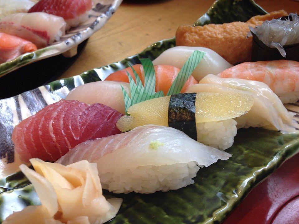 shun's article picture - sushi