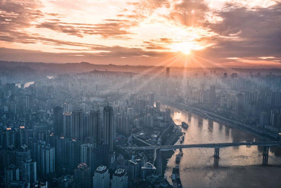 shun's article picture - beautiful town