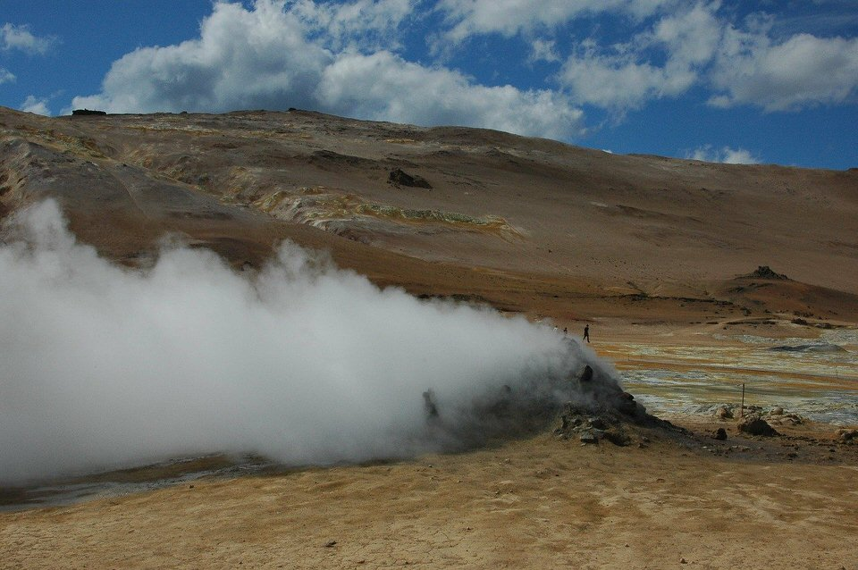 shun's article picture - iceland earth power