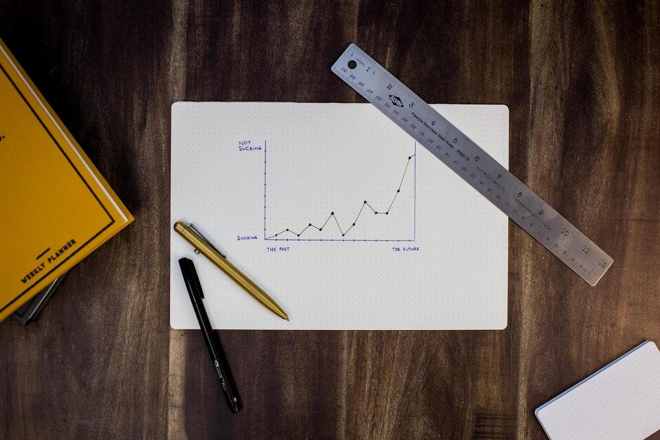 shun's article picture - paper data & pencil