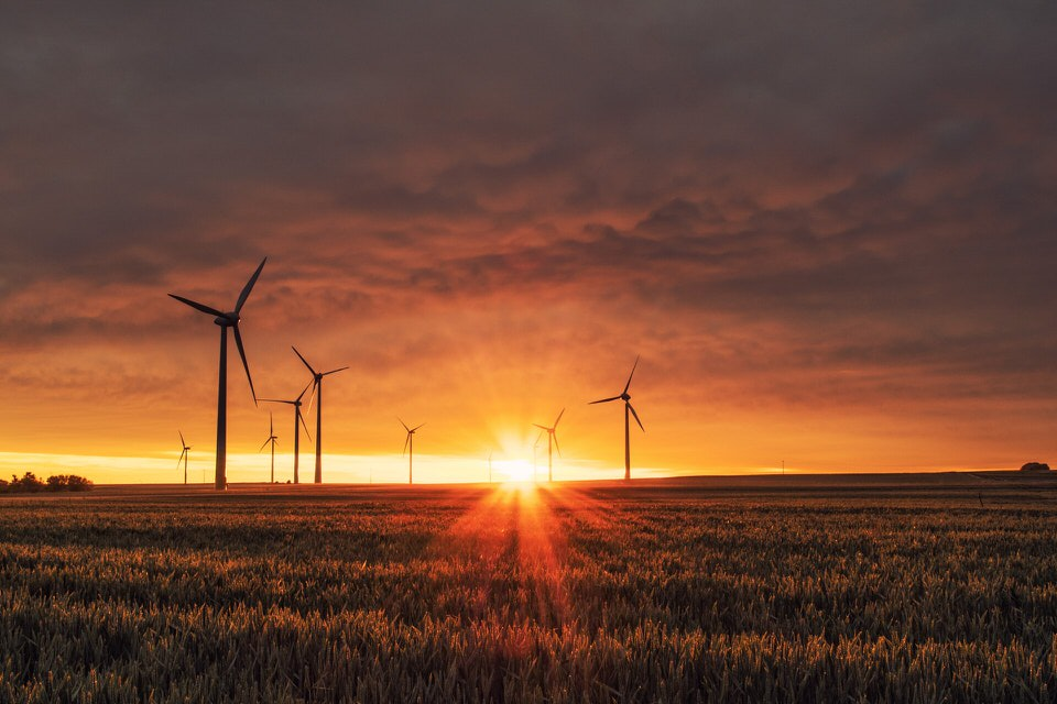 shun's article picture - wind power volts