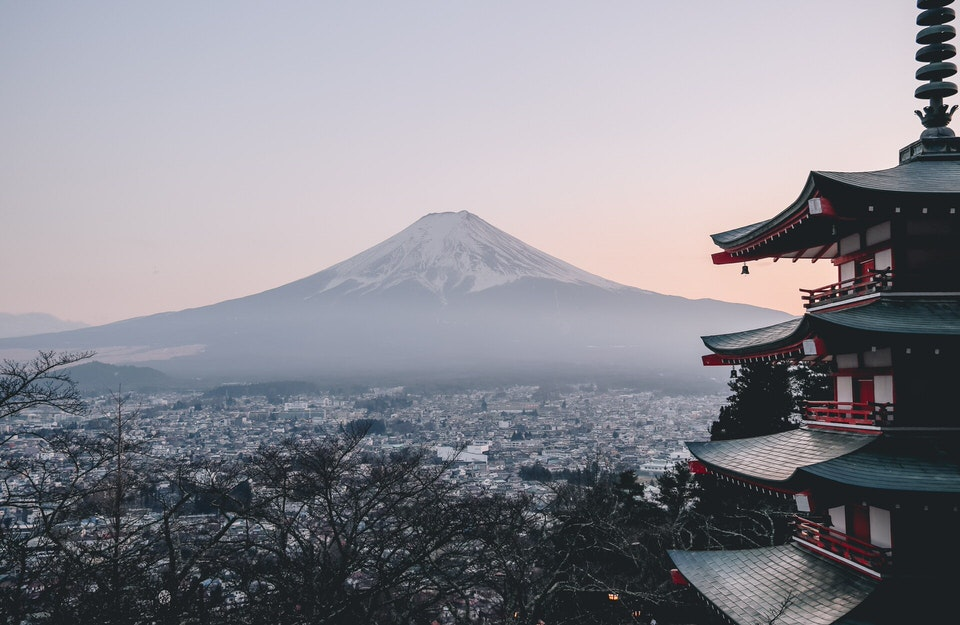 shun's article picture - japan mt.Fuji