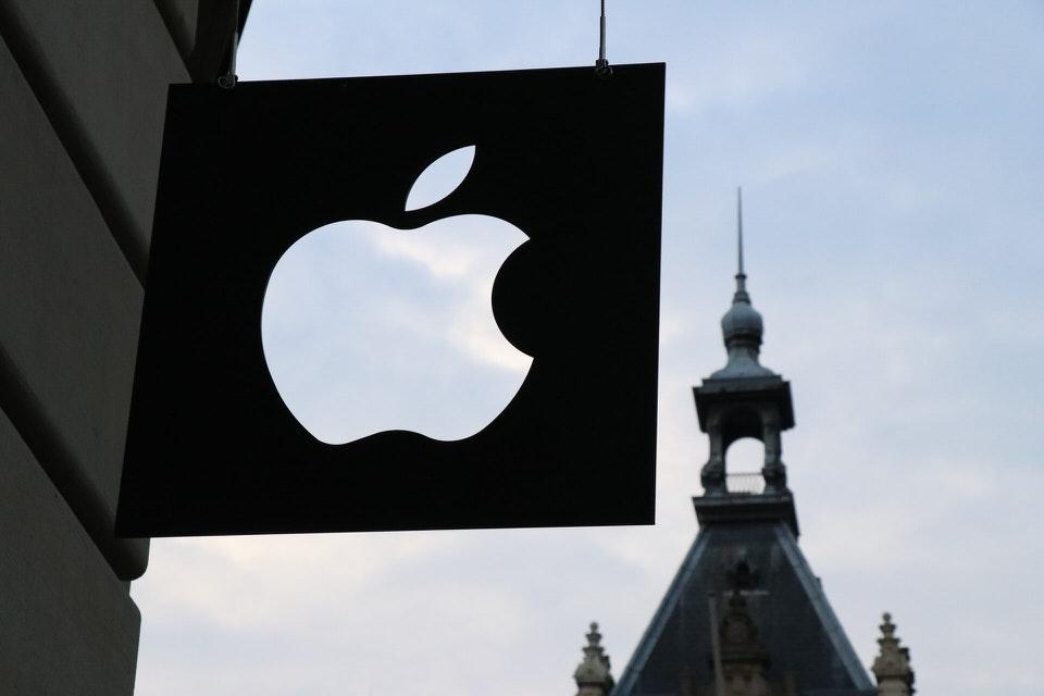 shun's article picture - apple logo