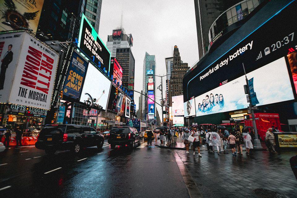 shun's article picture - NY city