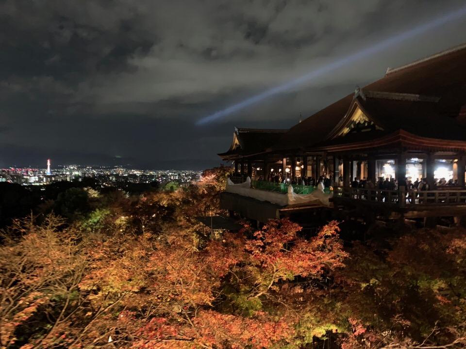 shun's article picture - kiyomizudera