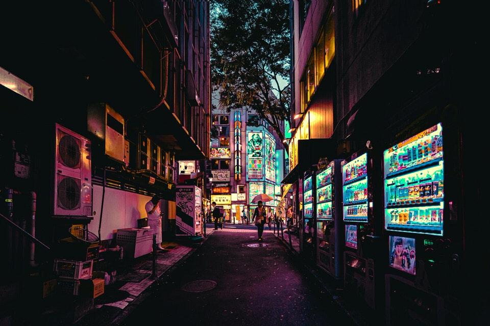 shun's article picture - japan slum