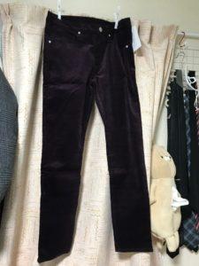 shun's article picture - AZUL pants