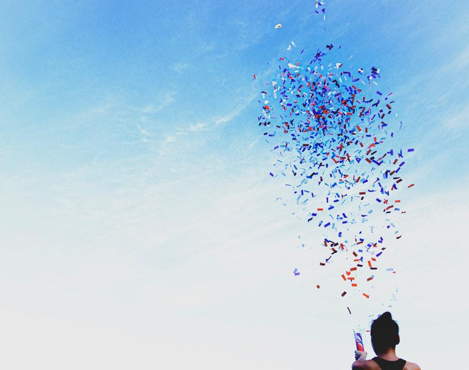 shun's article picture - Confetti