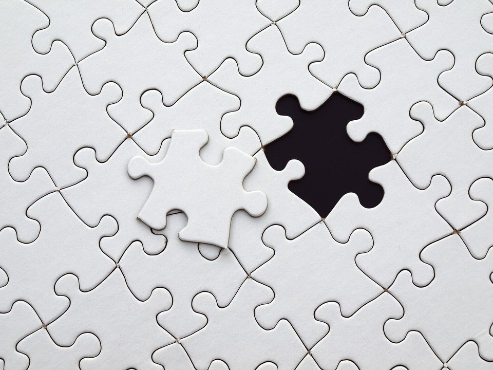 shun's article picture - puzzle lost one peace