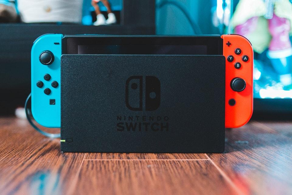 shun's article picture - nintendo switch