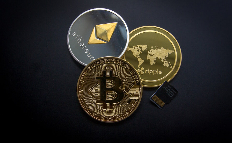 shun's article picture - Cryptocurrency three coin