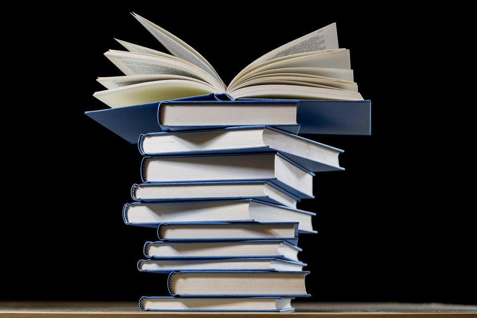 shun's article picture - read a book