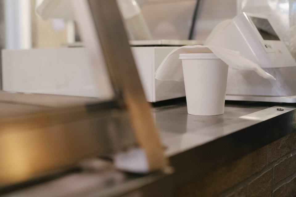 shun's article picture - register coffe