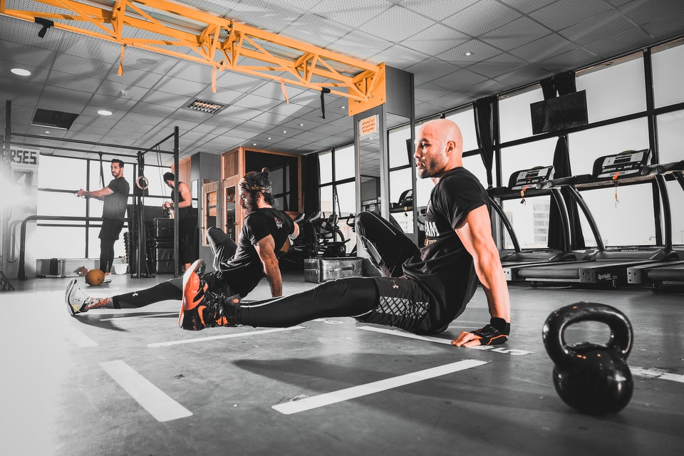 shun's article picture - fitness men