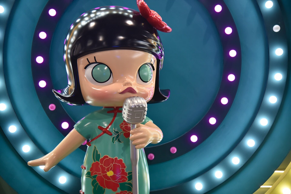 shun's article picture - sing song doll girl