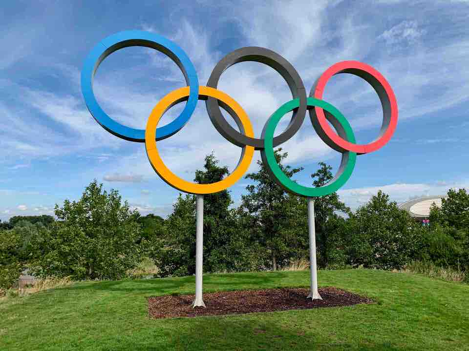 shun's article picture - olympic five ring