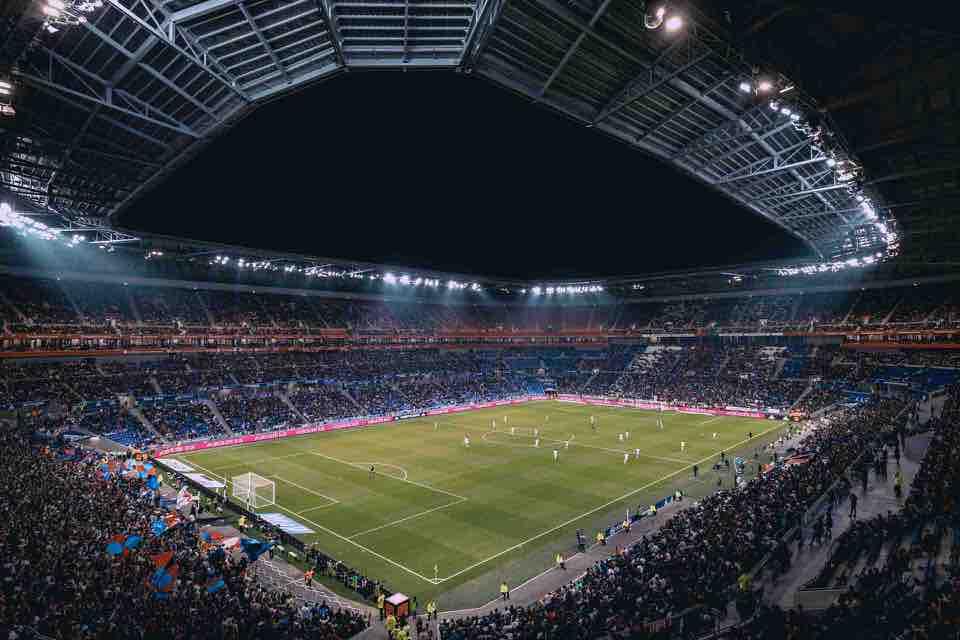 shun's article picture - soccer stadium