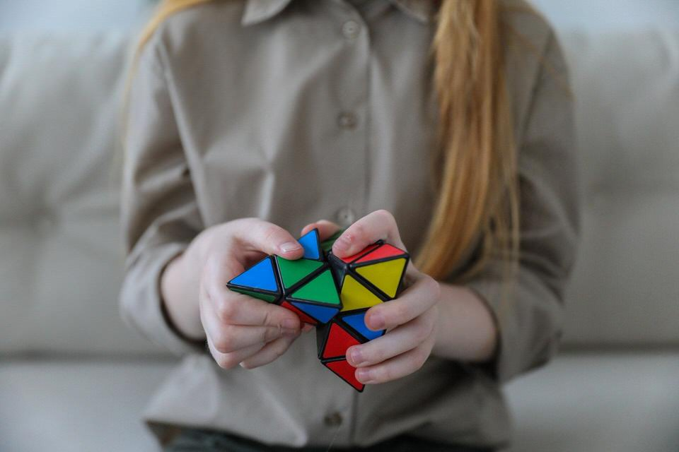 shun's article picture - Rubik's Cube