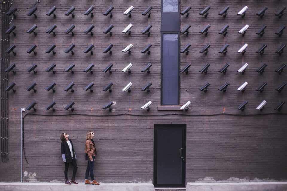 shun's article picture - surveillance camera