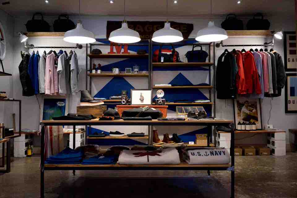 shun's article picture - apparel shop