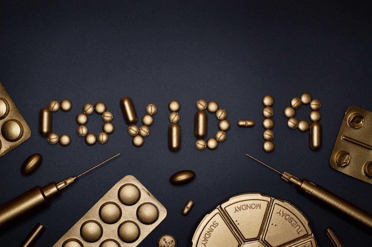 shun's article picture - covid-19 medicine words