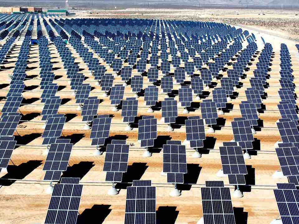 shun's article picture - most solar power