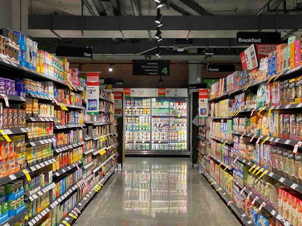 shun's article picture - supermarket