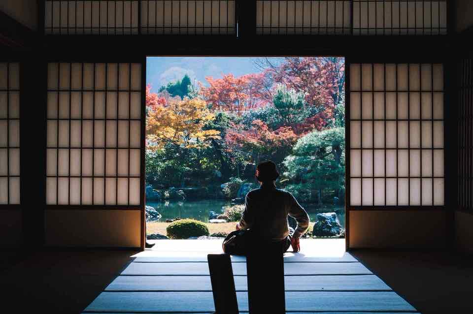 shun's article picture - japanese garden